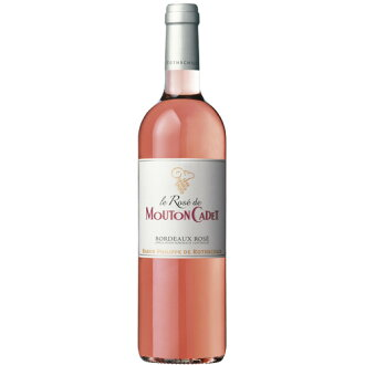 Mouton Cadet rose France Bordeaux 750 ml 02P03Sep16