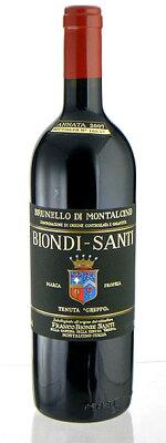 【ビオンディサンティ】ブルネッロ・ディ・モンタルチーノ[2007]750mlイタリア・トスカーナ最高級赤ワイン【高品質ワイン】