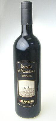 【トランブスティ】ブルネッロディモンタルチーノDOCGイタリア赤ワイン10P24nov10