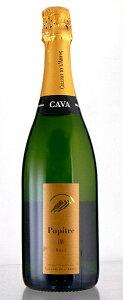 セレス・デ・ラルボック カヴァ ピュピトレ ブリュット 750ml瓶内二次発酵 スペインのスパ…