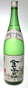【金水晶酒造】金水晶 糖類無添加 1800ml