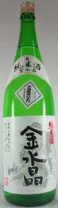 金水晶酒造 純米酒 1800ml