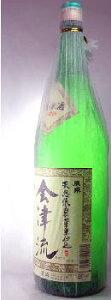 【辰泉酒造】天恵低農薬米仕込み 会津流 純米酒  1800ml