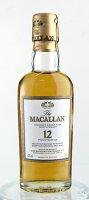 ザマッカラン12年ミニチュア瓶50ml