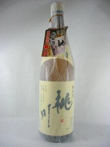 【桃川】桃川 純米酒 1800ml 青森の日本酒