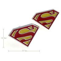 スーパーマンsupermanカフスカフスボタンカフリンクス