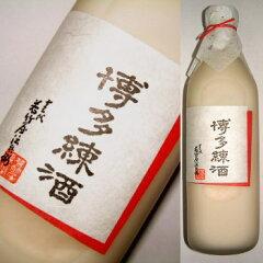 雛祭り白酒【博多練酒】500ml