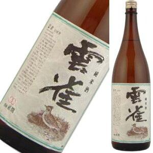 通潤 純米酒 雲雀 1800ml