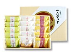 四国名菓【工場直送】 ひと切れ一六タルト15個入「檸檬・柚子・抹茶」
