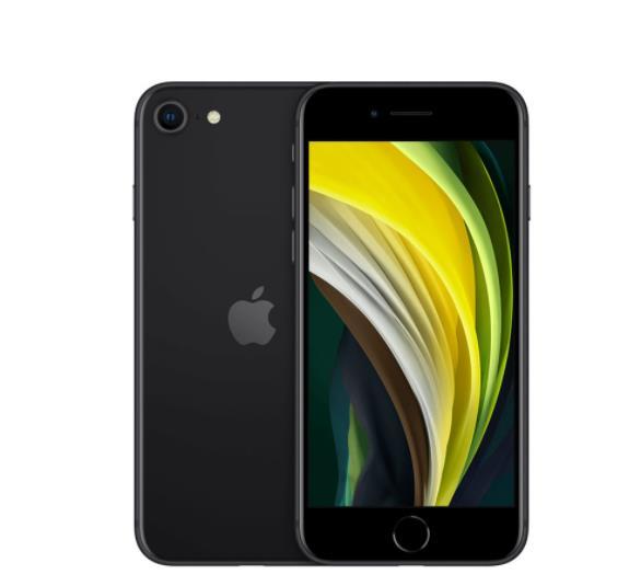 スマートフォン・タブレット, スマートフォン本体  iphone SE 2 64GB Black SIMMHGP3JASIM