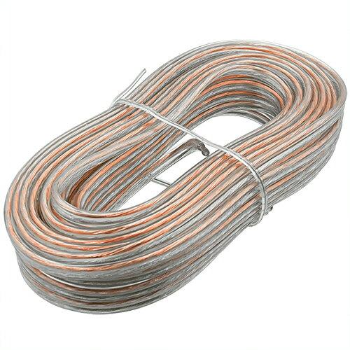 ■ スピーカーケーブル10mアンプスピーカー接続ケーブルYouZipperASP-100プラスマイナス識別付き RCP  メー