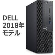 【中古】DELLOptiPlex3060SFF第8世代Corei3/Win10Pro64bitメモリ4GBHDD500GB搭載デスクトップパソコン中古省スペースデスクトップPC【RCP】