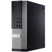 【中古】DELLOptiPlex9010SFF第3世代Corei7+Win10Pro64bitメモリ4GBHDD1TB搭載デスクトップパソコン中古省スペースデスクトップPC【RCP】