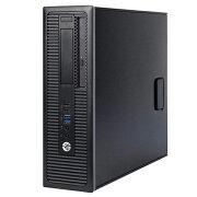 【中古】HPProDesk600G1SFF第4世代Corei5-3.3GHz/Win10Pro64bitメモリ8GBHDD500GB搭載省スペースデスクトップPC【RCP】