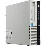 【中古】NECMateMK33ML-N第4世代Corei5/Win10Pro64bitメモリ8GBHDD500GB搭載デスクトップパソコン中古省スペースデスクトップPC【RCP】