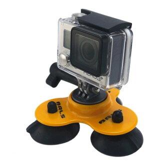 支持供BRLS(桶)toripurusakushonorenji for GoPro GoPro拍攝使用的座騎吸盤≪≫