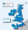 City Navigator Europe NT - UK/Ireland microSD/SD card(シティナビゲーターヨーロッパ NT - イギリス...