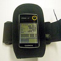 Arm type GPS holder «correspondence»