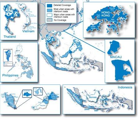 ★訳あり 特価商品★City Navigator Southeast Asia NT microSD/SD card(シティナビゲーター東南アジア NT microSD/SDカード)GARMIN(ガーミン)