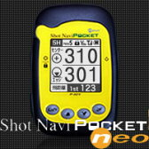 Shot Navi Pocket NEO(ショットナビポケットネオ)[送料・代引手数料無料]