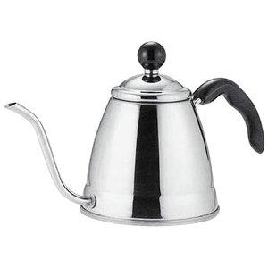 香り深いコクのあるコーヒーをいっぱいいかが。フィーノ コーヒードリップポット1.2L