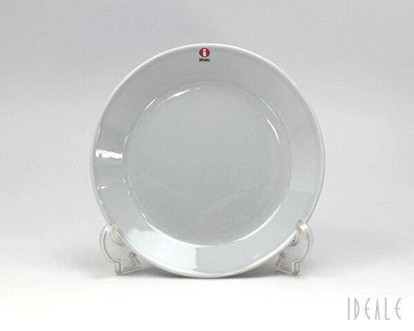 イッタラ ティーマ 016234 プレート 17cm パールグレー(グレイ) 【耐熱 電子レンジ対応 お皿 ギフト】