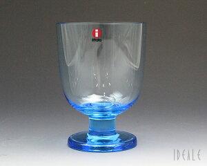 【廃番品】 イッタラ レンピ 951172 グラス 350ml マウスブロータイプ ライトブルー 単品 【赤ワイン 白ワイン】【ラッキーシール対応】