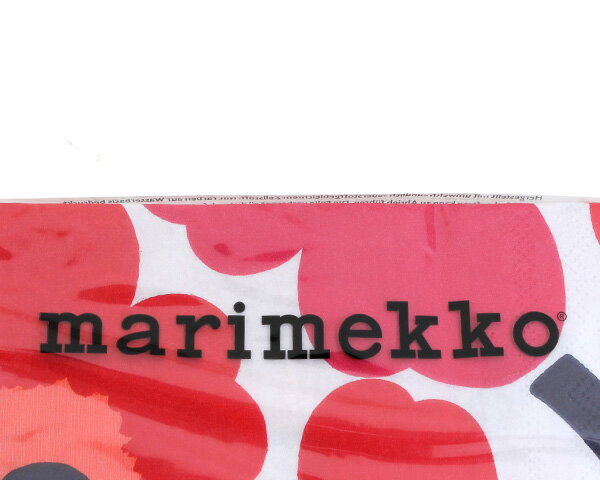 マリメッコ『ウニッコランチナプキン』