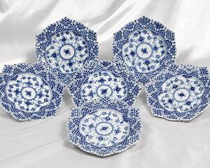【送料無料】デンマーク王室御用達の高級食器でテーブルに彩りをロイヤルコペンハーゲン 103 ブ...