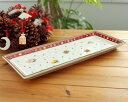 クリスマスを素敵に演出【35%オフ】ビレロイ&ボッホ ウィンター 2795 レクタンプレート 39×1...