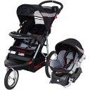 【フライデイクーポン発行中!】ベビートレンド Baby Trend 3輪バギー ベビーカー エクスペディション LX トラベルシステム ミレニアム チャイルドシート