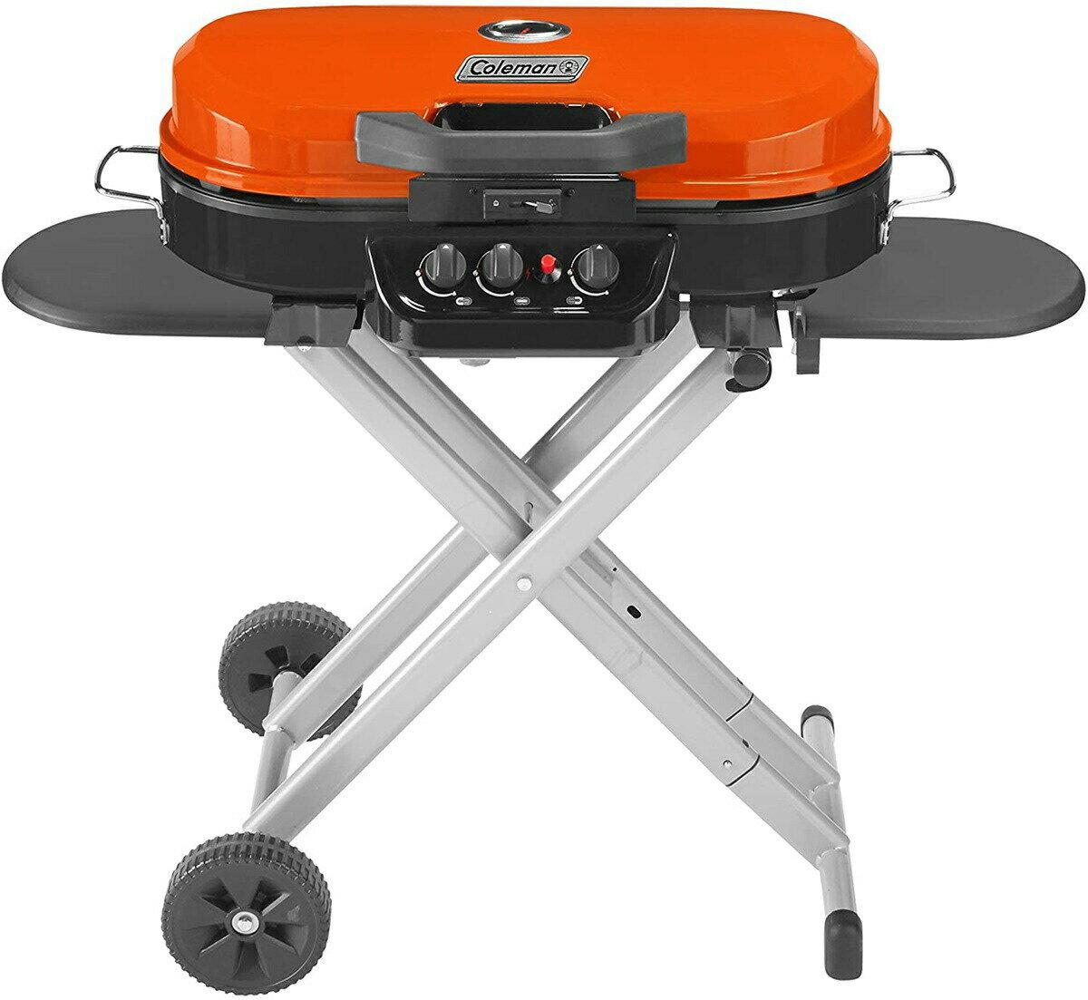 バーべキュー・クッキング用品, バーベキューコンロ 5 285 Coleman RoadTrip 285 Portable Stand-Up Propane Grill