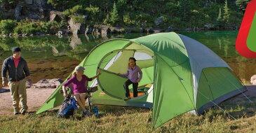 【5%オフクーポン発行中】アウトドア 輸入 テント ファミリー コールマン エヴァンストン 8人用 ポーチ ドーム 大型 Coleman Evanston 8-Person Porch Dome Tent