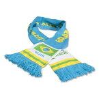ブラジル 2014 FIFA ワールドカップブラジル オフィシャルライセンス ロングタオルマフラー スカーフ