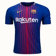 FCバルセロナ2017/18ホームユニフォーム