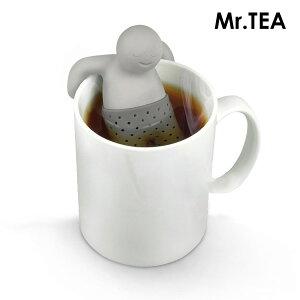 Mr.TEA ティーストレーナー ミスターティーと癒しのティータイムMr.TEA ティーストレーナー ア...