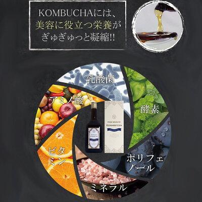 ハーブアブソリュートコンブッカ/コンブチャ/酵素ダイエット/酵素ドリンク/菌活/紅茶きのこ