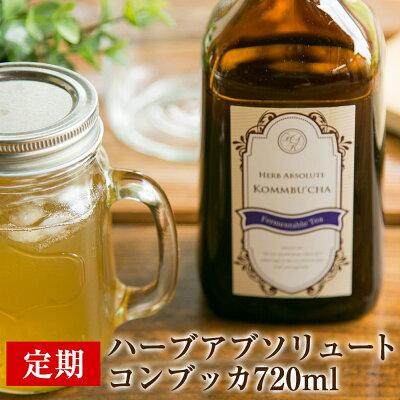 コンブチャ/紅茶キノコ