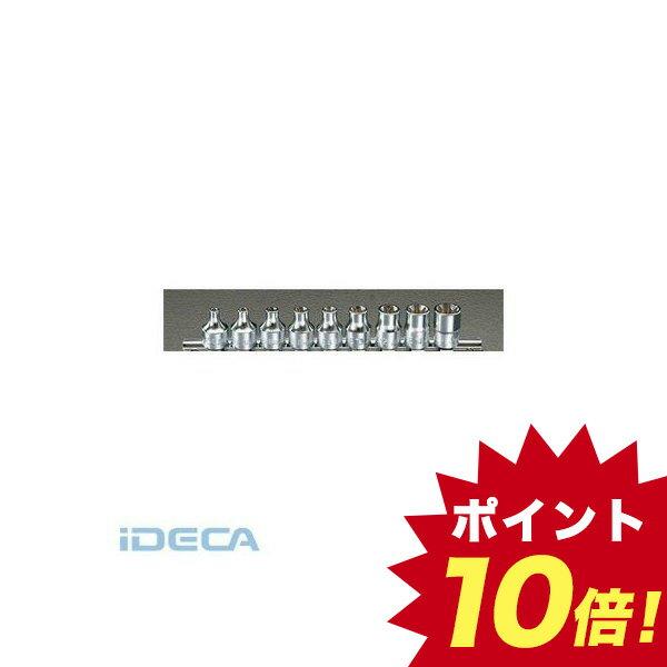 締付工具, ソケットレンチ用ソケット BT92545 38sqxE11 Torx 10