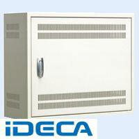 EN68723直送熱機器収納(スリット付)キャビネット