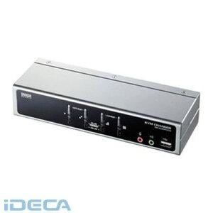 EU20248USB・PS/2コンソール両対応パソコン自動切替器(4:1)