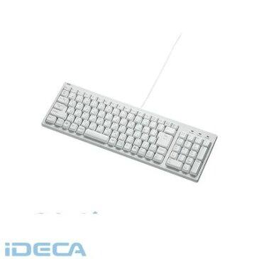 JS41584 コンパクトキーボード ホワイト