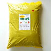 【送料無料】作物を元気に!有効微生物入りボカシ肥料『TBボカシ肥料(24L)』[土壌改良、堆肥、有機]