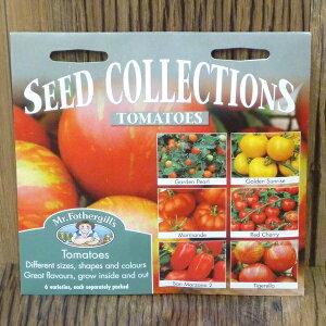 家庭菜園・種子・種・トマトの井手商会。Mr. Fothergill's Seeds・シード・コレクションズ・ベ...