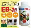 【人気商品】土壌と瞬時に団粒化!『EB-aエコ(1L)』[園芸 ガーデニング 家庭菜園 芝 土…