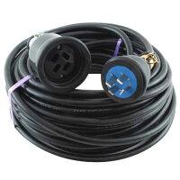 タイカツ・三相200V延長コード・電動工具・電工ドラム・コード・延長コード・20M