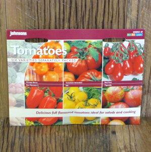 シード・コレクションズ・トマトCollection Tomatoes[トマト 種子 種 家庭菜園]