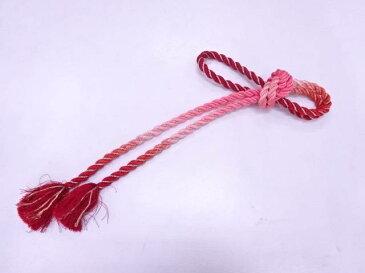 【IDnet】 和装小物 帯締め 振袖用 金糸 丸組 【リサイクル】【中古】【着】