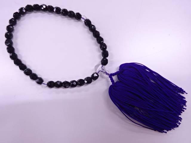 【IDnet】 数珠【アンティーク】【中古】【着】