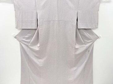 【IDnet】 松井青々作 のり散らし模様小紋着物【リサイクル】【中古】【着】